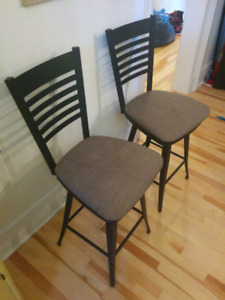 Chair Stools - REDUCED!