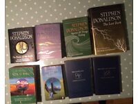 Thomas Covenant Chronicles, complete collection Stephen Donaldson