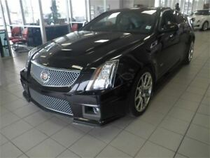 2011 Cadillac CTS-V Supercharged NAV Camera Leather 