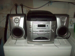5 dis cd player ,cd player dont work only radio
