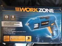 3.6 V electric screwdriver cordless
