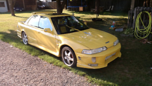 1990 Acura Integra *SHOW CAR* Absolute Head Turner.