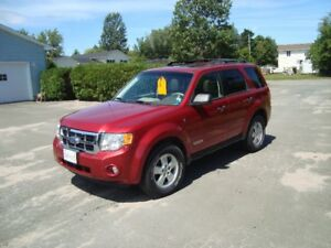 2008 FORD ESCAPE XLT AWD 4DR $5800 TAX IN CHANGED INTO UR NAME