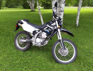 2014 Kawasaki KLX 250s - Clean bike & cheap insurance