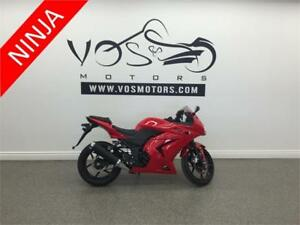 2012 Kawasaki Ninja 250 - Stock#V2670 - No Payments For 1 Year**