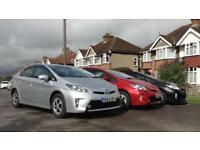PCO registered Prius for Rent @ £110 per week