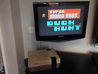 Nintendo Entertainment System - NES - Retro Gaming Console.
