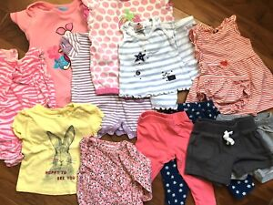 Baby girl clothing Summer- 3 to 6 months old