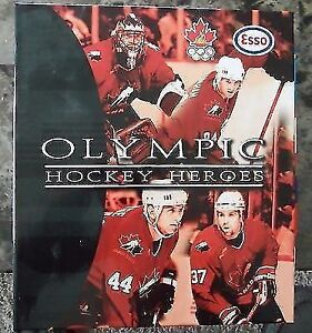 Esso 1998 Olympic Hockey Heroes 60 CARDS