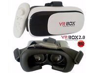 Universal VR BOX 2nd Virtual Reality Glasses 3D