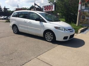 2007 Mazda MAZDA5 7PASSENGERS,AUTO,SAFTY+3YEARS WARRANTY INCLUDE