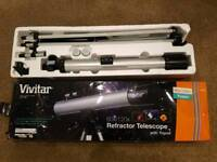 Vivitar Refractor Telescope 60×/120×