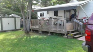 36' Salem Travel Trailer