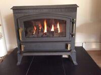Warmland 4 Gas Fire (log burner style)
