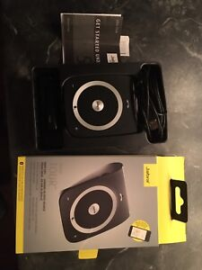 Jabra Touring Cell Phone Bluetooth Speaker