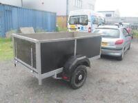 x3 box trailers all in good condition 7/4 box trailer 4/3 box trailer £150