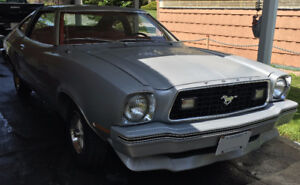 ONLY 91000 KM Classic 1978 FORD MUSTANG - $5800 - Trades!!