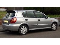 2003 NISSAN ALMERA 1.4 - EXCELLENT RUNNER/CONDITION - VERY RELIABLE - MOT TAX