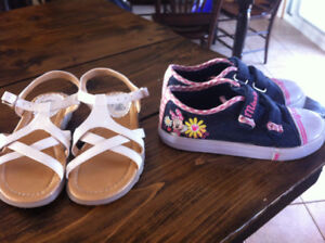 Size 12 sneakers and sandals