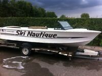 Ski Nautique Waterski Boat spares or repair