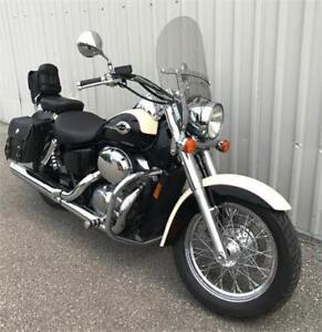 2000 Honda Shadow Ace 750 Deluxe