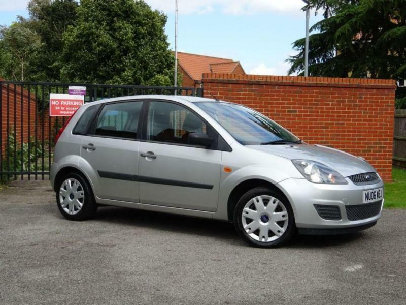 2006 06 FORD FIESTA 1.2 STYLE 16V 5D 78 BHP