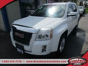 2013 GMC Terrain LOADED SLE MODEL 5 PASSENGER 2.4L - ECO-TEC.. A