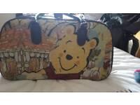 Winnie the pooh travel bag