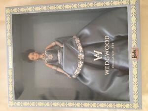 BNIB! Wedgwood Barbie! 1st in series!
