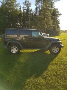 2014 Jeep Wrangler Unlimited Other