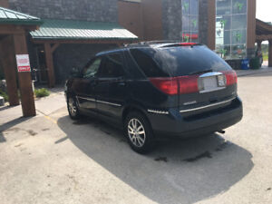 2004 Buick rendezvous ultra fully loaded for $4500 only 165000 k