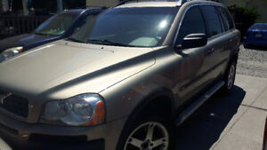 2004 Volvo XC90 T6- Turbo SUV, Crossover- need it gone
