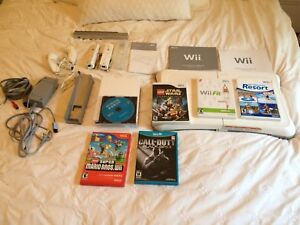 Complete Nintendo wii system