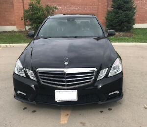 On Sale! 2011 Mercedes-Benz E350 4 Matic! No accidents!
