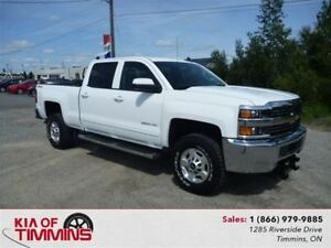 2015 Chevrolet SILVERADO 2500HD LT 6.0L Remote Start Duratrac Ti