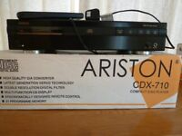 Ariston CD player - model CDX 710