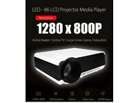 The BEST Projector! Up to 120 inch!!!