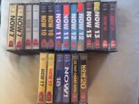 Now That's What I Call Music Cassettes