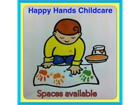 Registered childminder in culloden