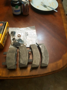 1991 gmc 1500 front brake pads for a heavy duty