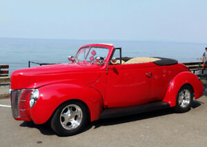 1940 Ford Deluxe Convertible - For Sale/Trade