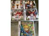 Nintendo DS Games