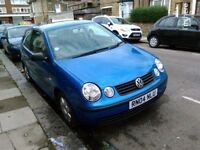 STUNNING 2004 VW POLO 1.2 ONLY 48,000 MILES 1YR MOT NO MECHANICAL ISSUES DRIVES BEAUTIFULLY LIKENEW