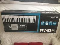 Yamaha YPT230 keyboard in excellent condition