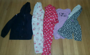 $10---18 month Girls clothes lot 4