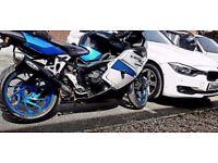 Bmw K1200S hyper-sport touring