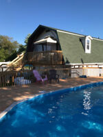 (Fish and Rest COTTAGE RESORT & BOAT RENTAL) ~ Kawartha Lake, ON