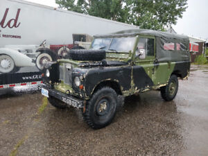1985 Land Rover Series III (3) 109