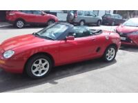 Mgf 1.8 convertable classic