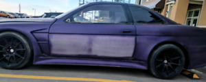 1992 toyota soarer widebody project.